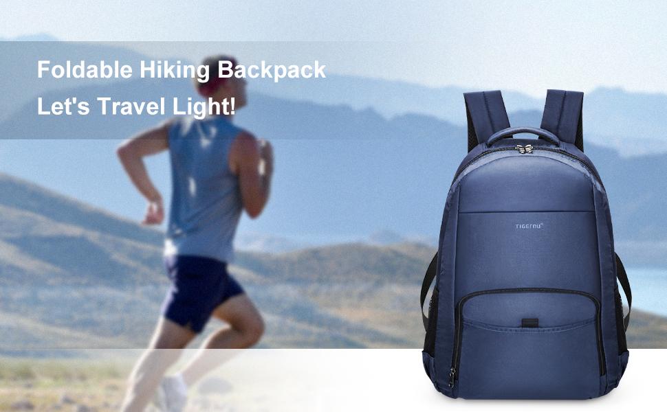 tigernu packable hiking daypack