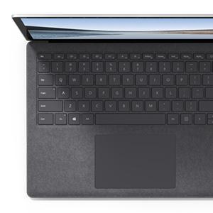 Surface Laptop 3 platinum fabric