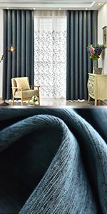 Slub Textured Cotton