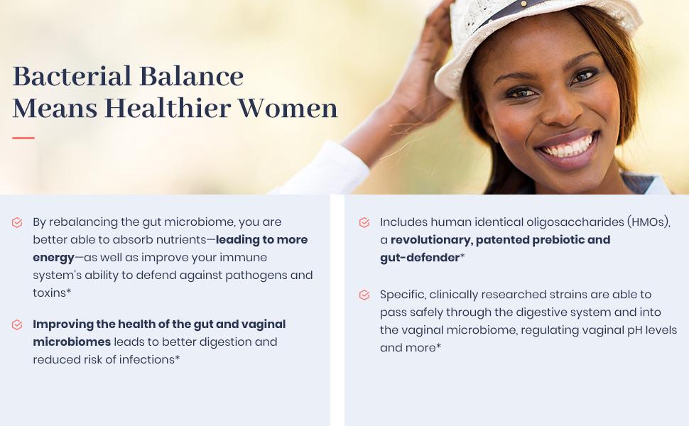 1MD BiomeMD for Women