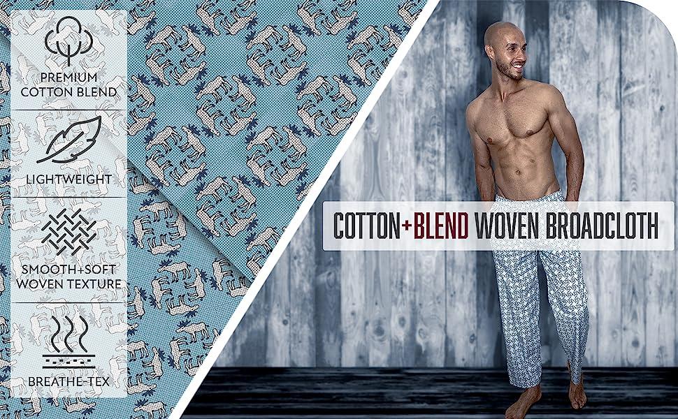 cvc Premium Cotton Blend CVC Broadcloth