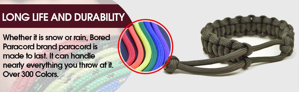paracord, parachute, parachord, knots, bracelet