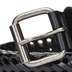 Durable Pin Bukcle with Black Belt