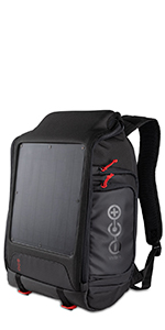 array solar backpack
