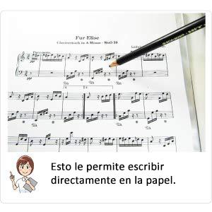 FILE PLUS DO - Soporte para partituras de música (30 bolsillos, 60 ...