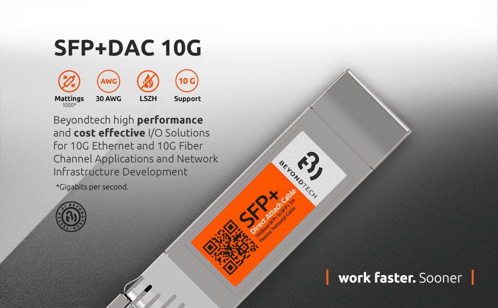 SFP+DAC 10G 1