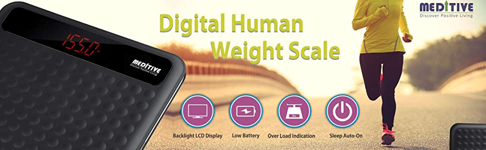human weight machine digital