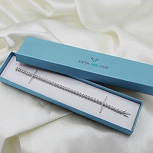 PACKING gift box certificate fine diamond jewelry