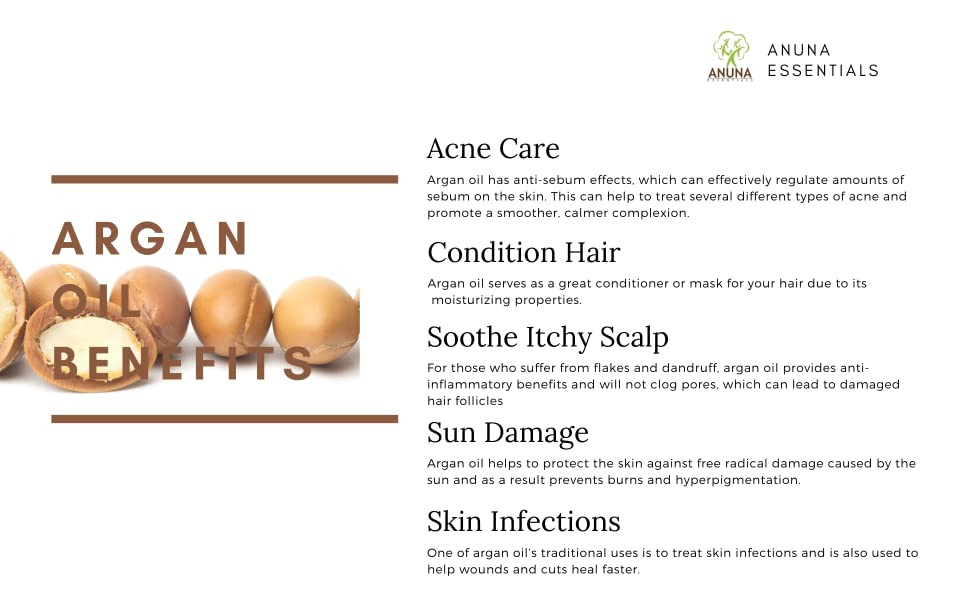 argan oil for skin, hair growth, body, moisturising oil