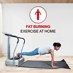 Fat Burning Exercise at Home