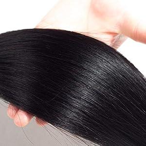 straight hair bundles virgin brazilian human hair weave