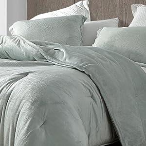 Gray neutral Pillow Sham Comfy Extra Large Blanket Stylish Fashionable Designer Bedroom Decor