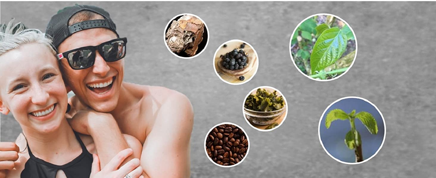 Natural Ingredients, Clean Formula, Plant-Based, Natural Sunscreen