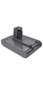 Dyson DC31 replacement battery