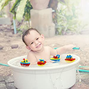 toy boats for water play small boat toy bathtime toys bath time toys for toddlers magnets