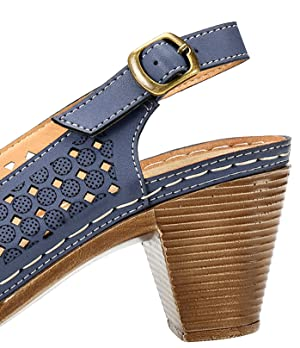 Women Block sandals