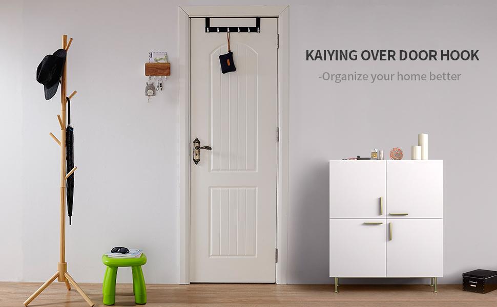 KAIYING OVER DOOR HOOK Organize your home better