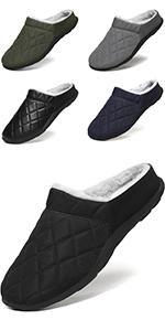 Pantofole Uomo Donna Casa Ciabatte Invernali Caldo Comode Suola Spessa Casa Slippers Esterno