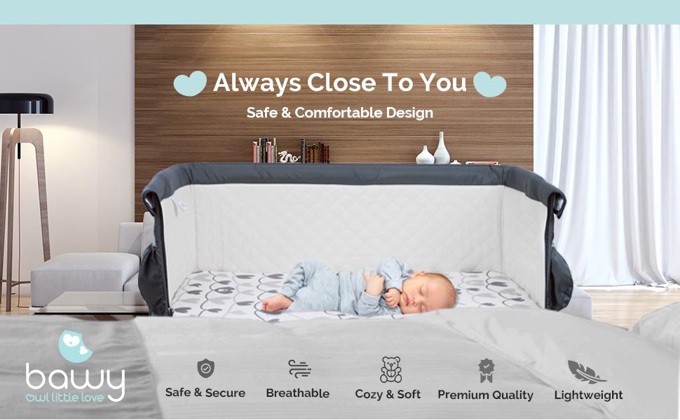 Baby Bassinets potable crib for newborn