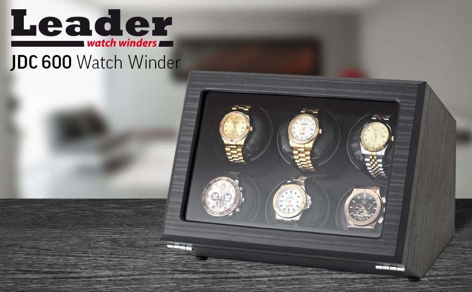 Leader JDC Watch Winder