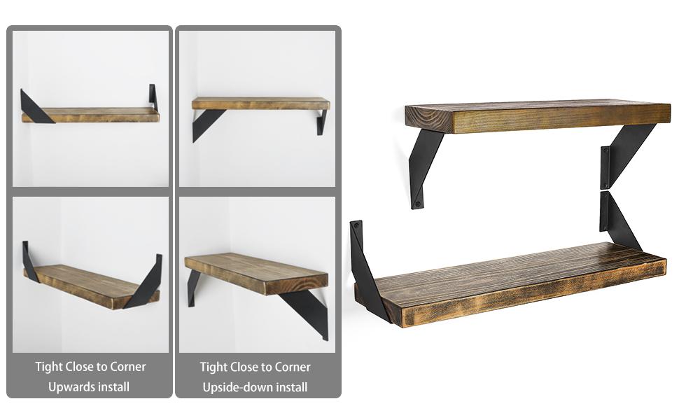 metalen plank