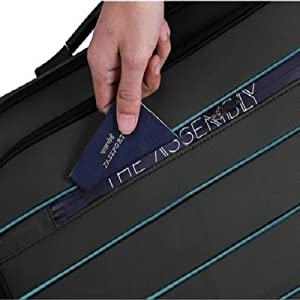 easy access pocket