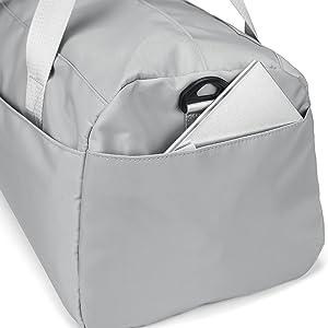 poche latérale, fermeture à glissière, côté, poche, sac de sport, sac de bain