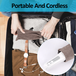 Portable And Cordless