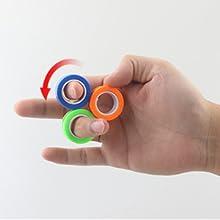 Magnetic Bracelet Ring