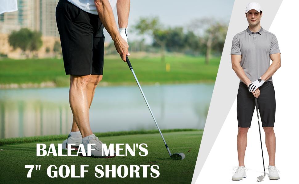 golf shorts for men