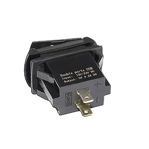 4.2A USB Charger Socket