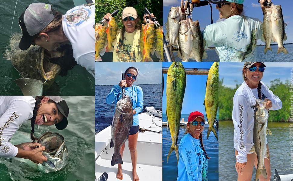 upf 50+ sun protection uv spf long sleeve men fishing t-shirt performance breathable gift fisherman