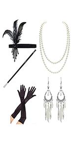 20s costume accessories
