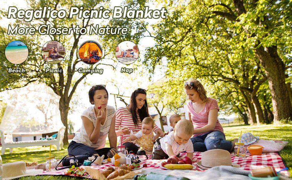Regalico Picnic Blanket