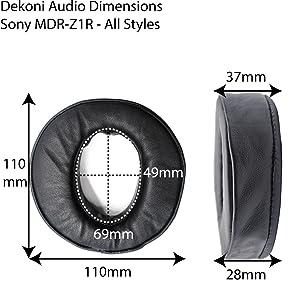 pad dimensions