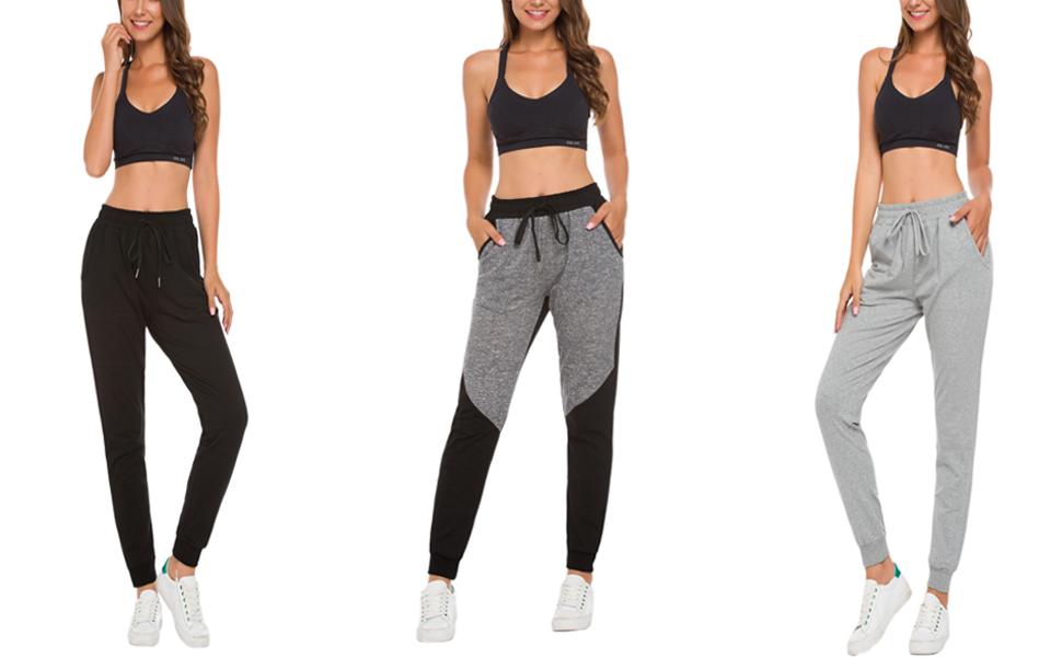 striped tape side pants,joggers sweats for women,womens activewear joggers,juniors sweats