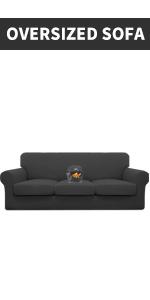 oversized sofa slipcover