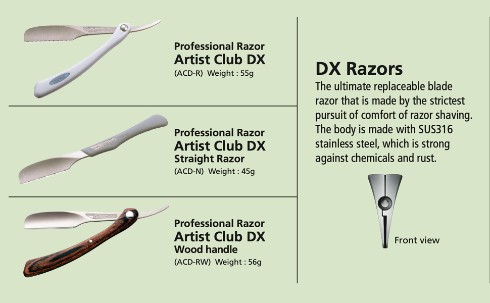 straight edge, straight edge razor, barber razor