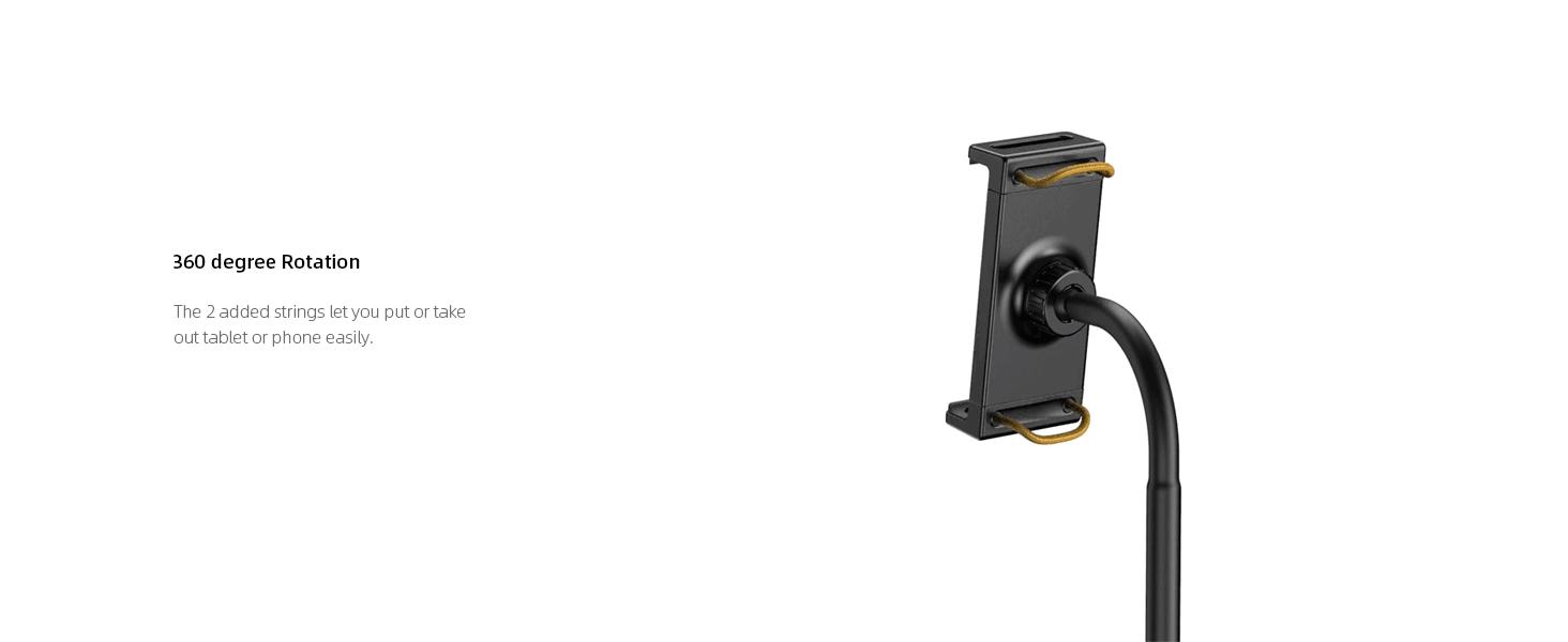 desktop ipad stand