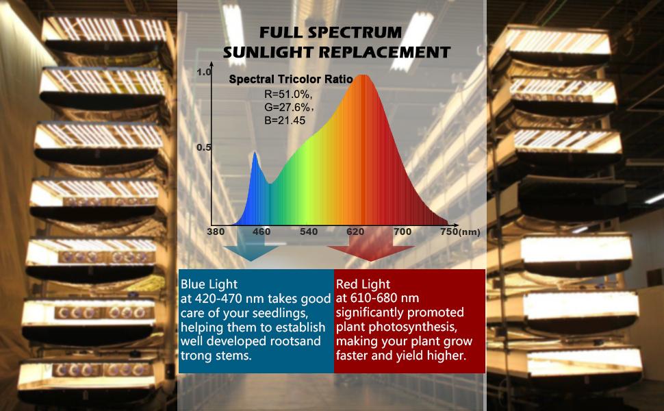 full spectrum sunlight replacement