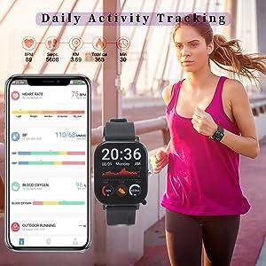Daily activity tracker