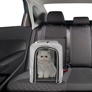 As a Pet Car Seat