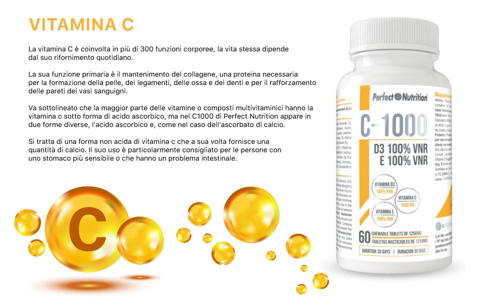 Vitamina C 1000 mg Vitamina E Vitaminas D3 pura vitaminas masticables multivitaminico para hombre, mujer y niños aumenta tus defensas refuerza el sistema inmunologico: Amazon.es: Salud y cuidado personal