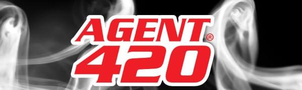 Agent 420 no smoke smell