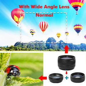 Wide Angle Lens