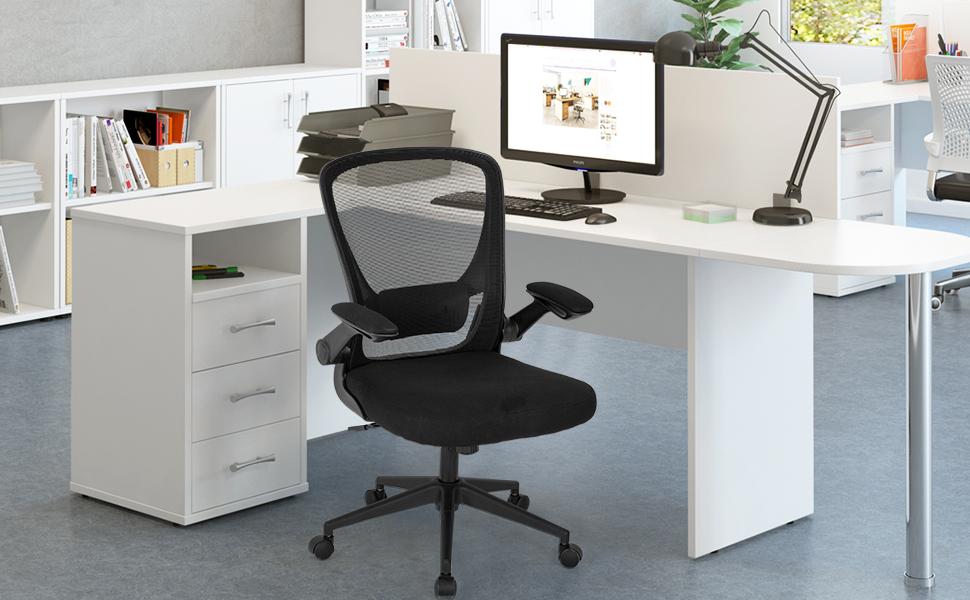 Home Office Chair Ergonomic Desk Chair1