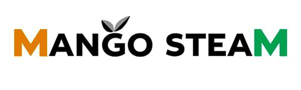 Mango Steam Brand Logo