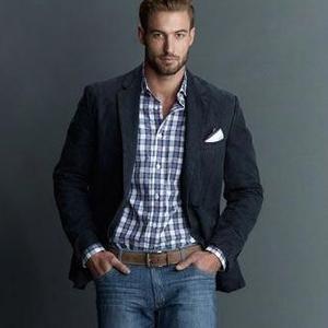 men button front shirts