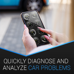 BAFX Products Bluetooth OBDII (OBD2) Reader / Scanner for Android or Windows- diagnostics screenshot