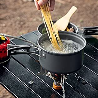 G4Free camping cookware